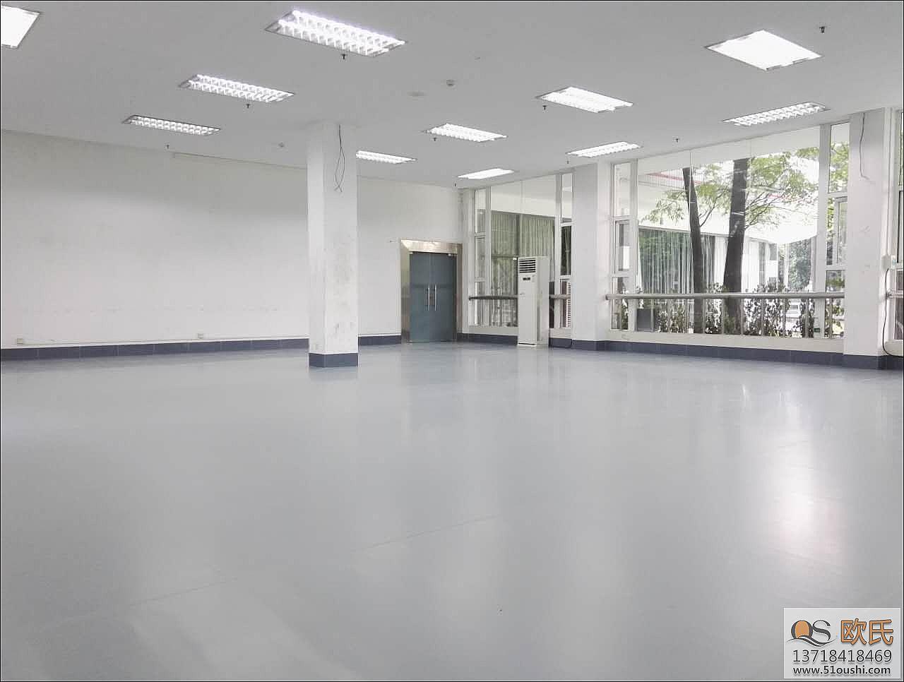 舞蹈房地板--广州中山大学熊德龙学生活动中心案例