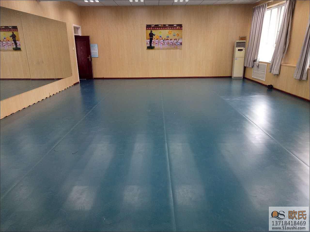 北京舞蹈室地胶舞蹈--丰台区草桥小学-案例论坛地板小学教师图片